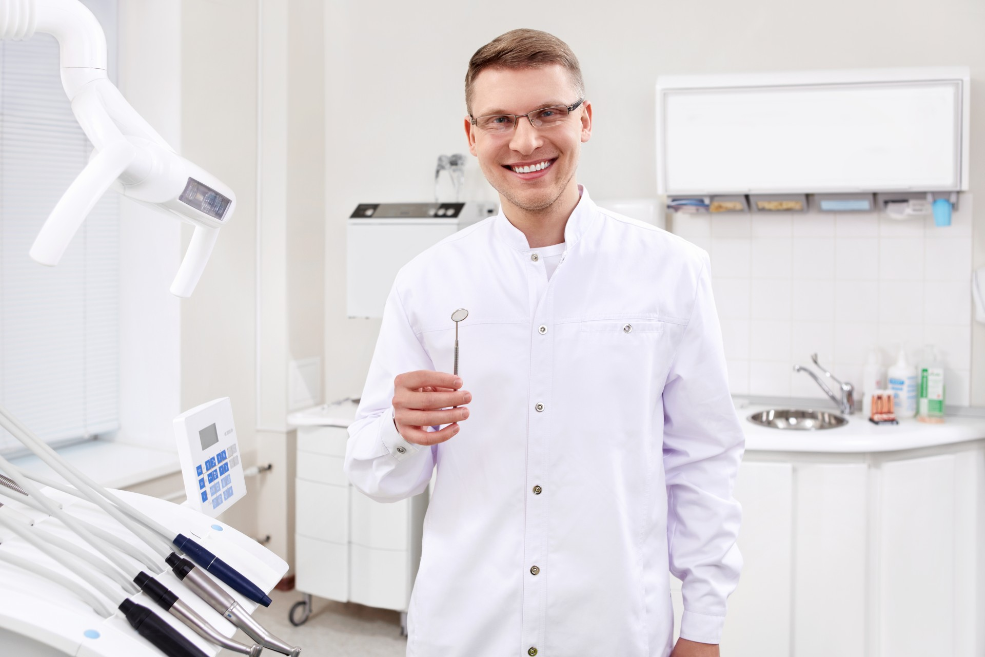 Cut Your Dental Visits In Half With CEREC®